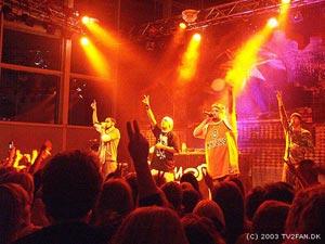 Outlandish concert - ?rhus