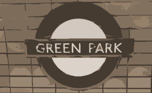 Green Park tubestation
