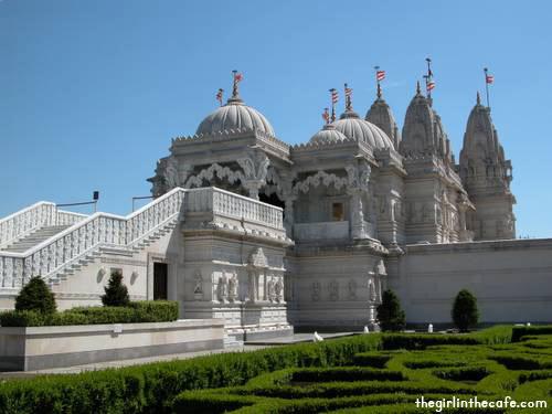 Mandir temple, London