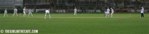 Cricket in Vincent Square