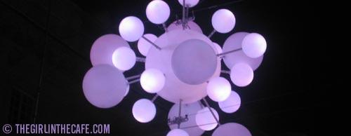Xmas lights Regent Street
