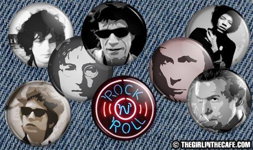 Rock 'n Roll heroes