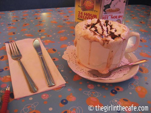 Chubby Checker Hot Chocolate