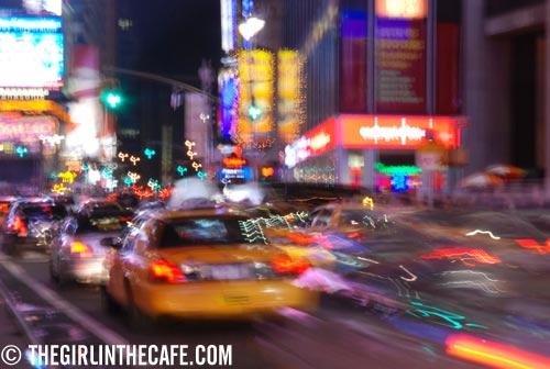 Sparkling New York