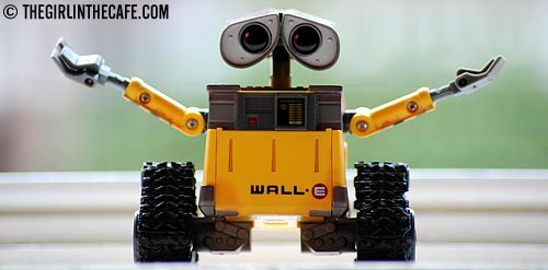 Wall-E - what do I know?