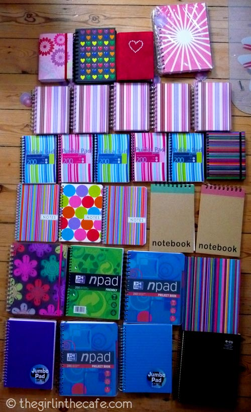 Notebook o holic