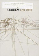 Coldplay Live 2003 DVD