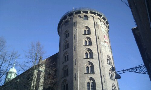Rundertaarnet in Copenhagen