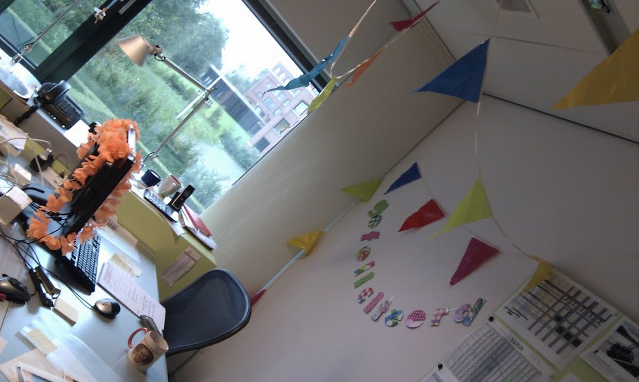 Birthday office