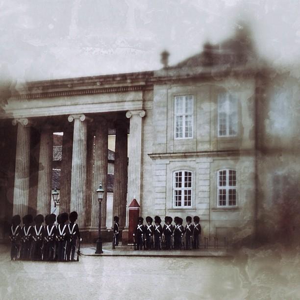 Amalienborg, Copenhagen