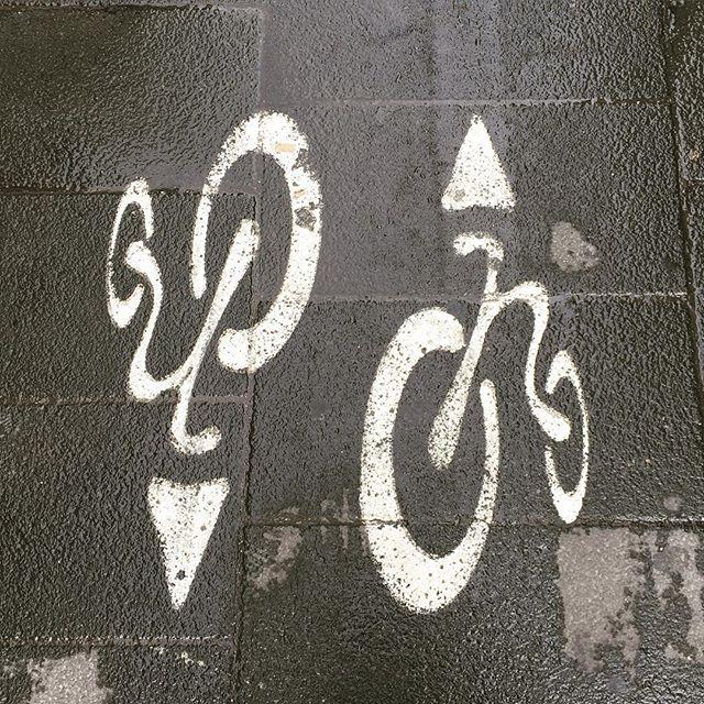 Cycle path #Napoli #Naples #cycling #italia #italy #toledo