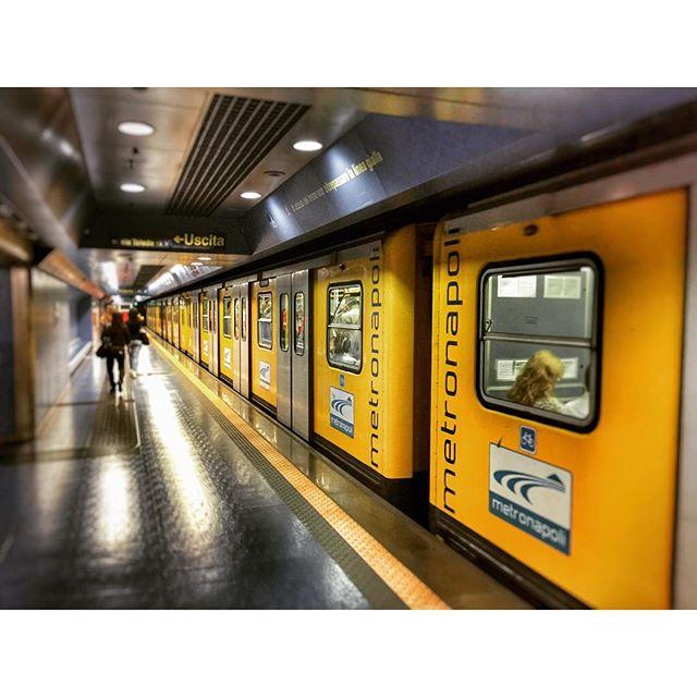 Metro Napoli #metronapoli